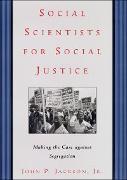 Cover-Bild zu Jackson Jr., John P.: Social Scientists for Social Justice (eBook)