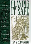 Cover-Bild zu Kloppenberg, Lisa: Playing it Safe (eBook)