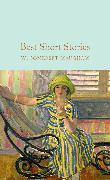Cover-Bild zu Somerset Maugham, W: Best Short Stories