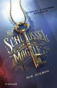 Cover-Bild zu Bennett, Robert Jackson: Der Schlüssel der Magie - Die Diebin