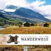 Cover-Bild zu Ahonen, Harri: Wanderwege Nordskandinavien