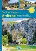 Cover-Bild zu Zaunhuber, Alfons: Outdoor Kompass Ardèche