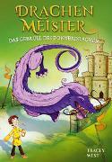 Cover-Bild zu West, Tracey: Drachenmeister Band 8 - Das Gebrüll des Donnerdrachen