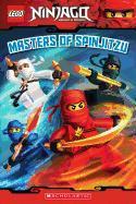 Cover-Bild zu West, Tracey: Masters of Spinjitzu (Lego Ninjago: Reader)