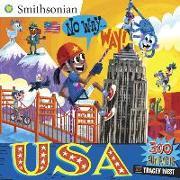 Cover-Bild zu West, Tracey: No Way . . . Way!: USA
