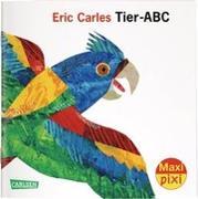 Cover-Bild zu Jacoby, Edmund: Maxi Pixi 303: VE 5 Eric Carles Tier-ABC (5 Exemplare)