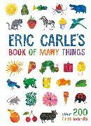 Cover-Bild zu Carle, Eric: Eric Carle's Book of Many Things