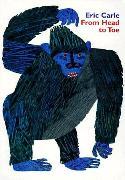 Cover-Bild zu Carle, Eric: From Head to Toe Board Book