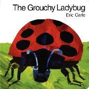Cover-Bild zu Carle, Eric: The Grouchy Ladybug Board Book