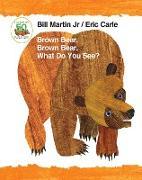 Cover-Bild zu Martin, Bill, Jr.: Brown Bear, Brown Bear, What Do You See? 50th Anniversary Edition