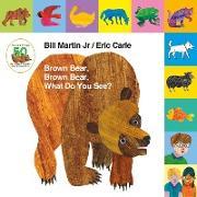Cover-Bild zu Martin, Bill, Jr.: Lift-The-Tab: Brown Bear, Brown Bear, What Do You See? 50th Anniversary Edition