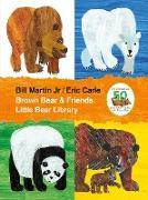 Cover-Bild zu Martin, Bill, Jr.: Brown Bear & Friends Little Bear Library