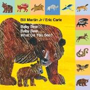 Cover-Bild zu Martin, Bill, Jr.: Mini Tab: Baby Bear, Baby Bear, What Do You See?
