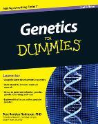 Cover-Bild zu Robinson, Tara Rodden: Genetics For Dummies