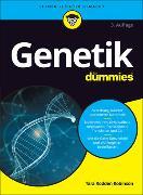 Cover-Bild zu Robinson, Tara Rodden: Genetik für Dummies