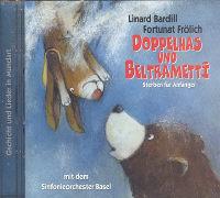 Cover-Bild zu Bardill, Linard: Doppelhas und Beltrametti