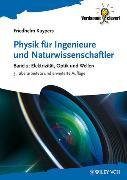 Cover-Bild zu Kuypers, Friedhelm: Physik für Ingenieure und Naturwissenschaftler