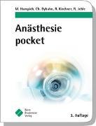 Cover-Bild zu Humpich, Marek: Anästhesie pocket