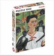 Cover-Bild zu Frida Kahlo - Selbstbildnis mit Affen