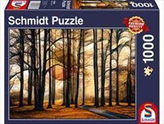 Cover-Bild zu Magischer Wald 1000 Teile