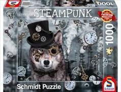 Cover-Bild zu Steampunk Wolf 1000 Teile