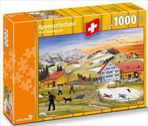 Cover-Bild zu Appenzellerland - Isch Früehligsziit