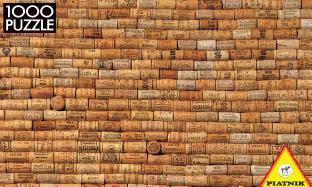 Cover-Bild zu Weinkorken. Puzzle