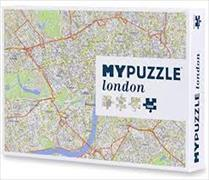 Cover-Bild zu MYPUZZLE London