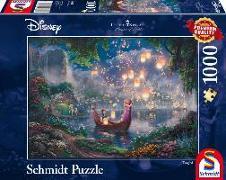 Cover-Bild zu Thomas Kinkade, Disney Rapunzel