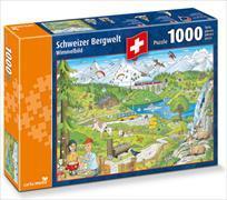 Cover-Bild zu Schweizer Bergwelt