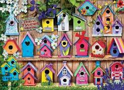 Cover-Bild zu Home Tweet Home Bird Houses