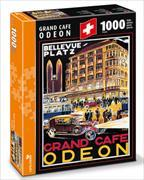 Cover-Bild zu Puzzle Café Odeon