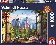 Cover-Bild zu Blick aufs Märchenschloss