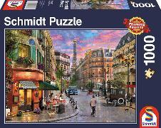 Cover-Bild zu Straße zum Eiffelturm