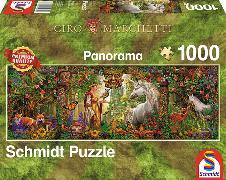 Cover-Bild zu Panorama Märchenwald