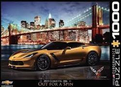 Cover-Bild zu 2015 Corvette Z06