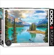 Cover-Bild zu Maligne Lake, Alberta