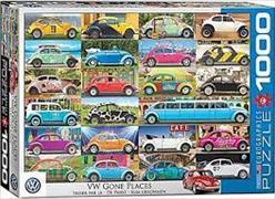 Cover-Bild zu VW Beetle- Gone Places