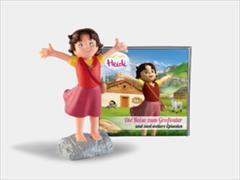Cover-Bild zu Tonie. Heidi - Die Reise zum Großvater