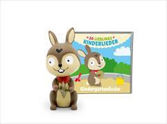Cover-Bild zu Tonie. 30 Lieblings-Kinderlieder -Kindergartenlieder