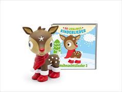 Cover-Bild zu Tonie. 30 Lieblings-Kinderlieder - Weihnachtslieder 2