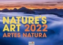Cover-Bild zu Mägli, Martin (Fotogr.): NATURES ART Kalender 2022