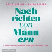 Cover-Bild zu Decker, Anika: Nachrichten von Männern