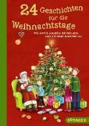 Cover-Bild zu Boie, Kirsten: 24 Geschichten für die Weihnachtstage