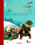 Cover-Bild zu Lindgren, Astrid: Tierisch schöne Weihnachtszeit