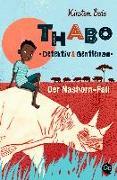 Cover-Bild zu Boie, Kirsten: Thabo. Detektiv & Gentleman 1. Der Nashorn-Fall