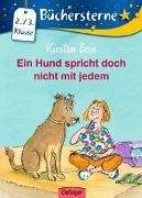 Cover-Bild zu Boie, Kirsten: Ein Hund spricht doch nicht mit jedem