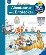 Cover-Bild zu Gernhäuser, Susanne: Wieso? Weshalb? Warum? Abenteurer und Entdecker (Band 70)
