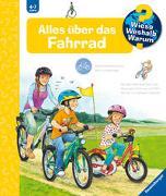 Cover-Bild zu Gernhäuser, Susanne: Wieso? Weshalb? Warum? Alles über das Fahrrad (Band 63)