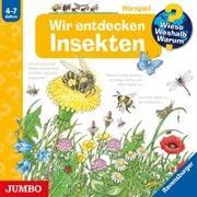 Cover-Bild zu Weinhold, Angela: Wieso? Weshalb? Warum? Wir entdecken Insekten
